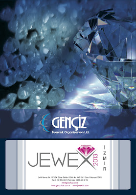 Jewex 2013 Izmir Jewellery Fair