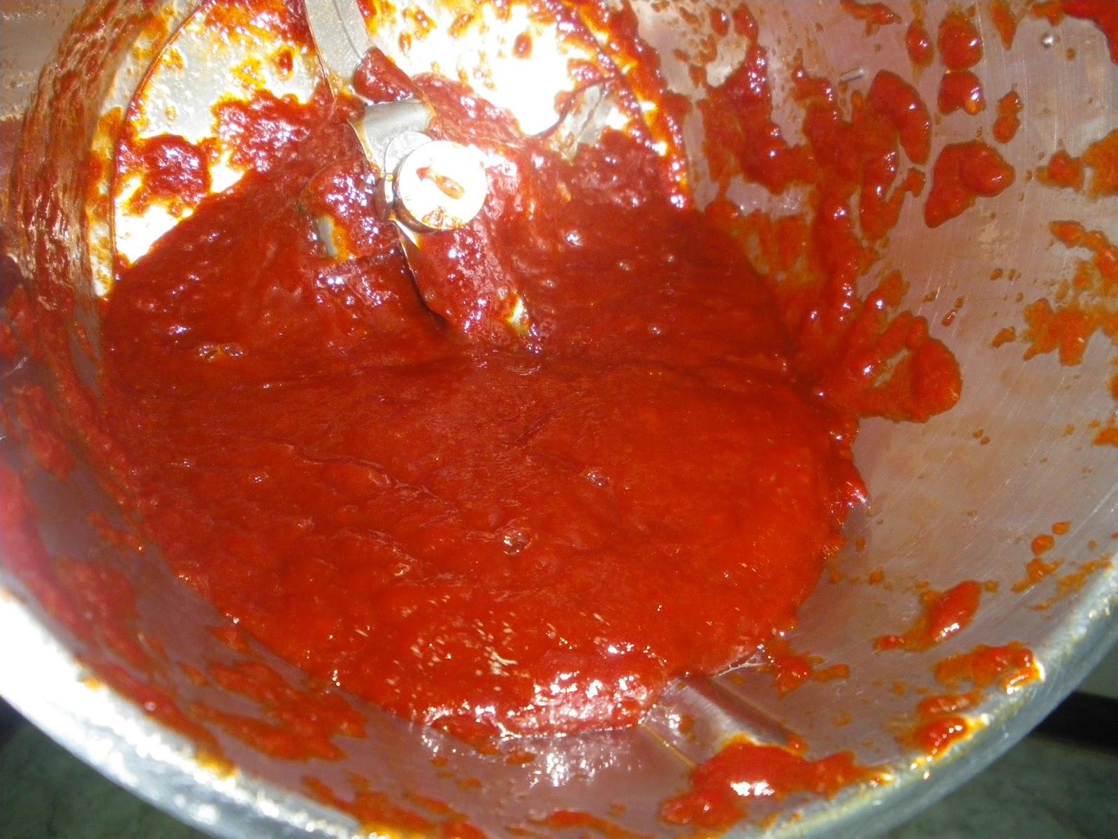 La thermomix de yolanda mermelada de pimientos confitados - Hacer mermelada de pimientos ...