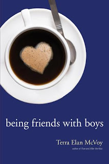 Waiting on Wednesday: Being Friends with Boys by Terra Elan McVoy