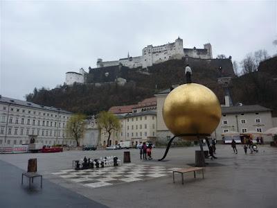 Fortaleza Hohensalzburg en Salzburgo