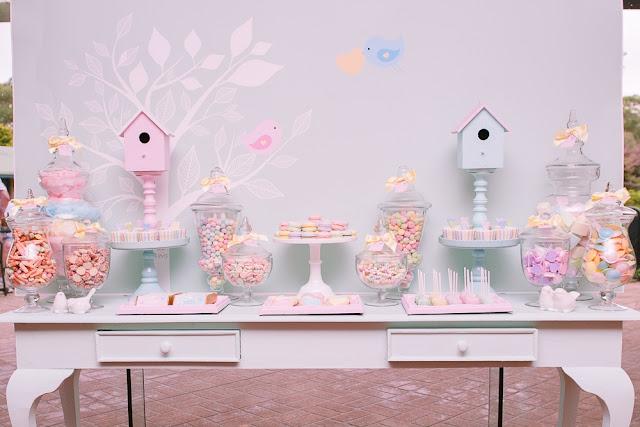 casa de pájaros bodas