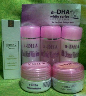 a-DHA White Series Exc