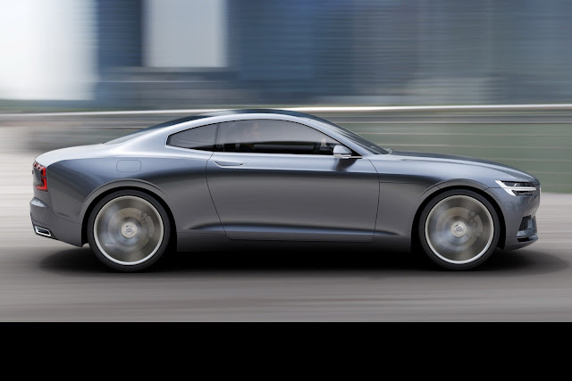 Volvo Concept Coupe | Volvo Concept Coupe wallpaper | Volvo Concept | Volvo cars | Volvo Coupe Concept | Volvo Concept Car | way2speed.com