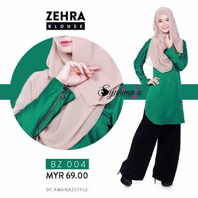 Zehra-Blouse-BZ004