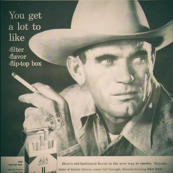 Cowboys fumadores