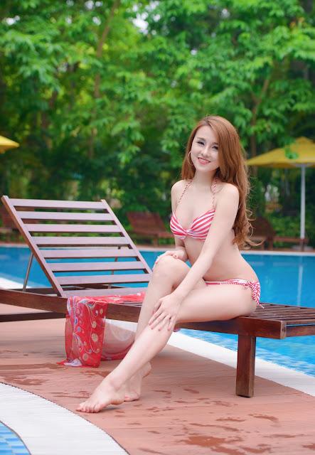 Hình ảnh đẹp người mẫu bikini