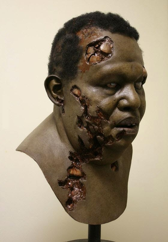 We found Ebola zombie which rose from Dead in Africa