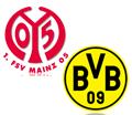 Live Stream FSV Mainz 05 - Borussia Dortmund