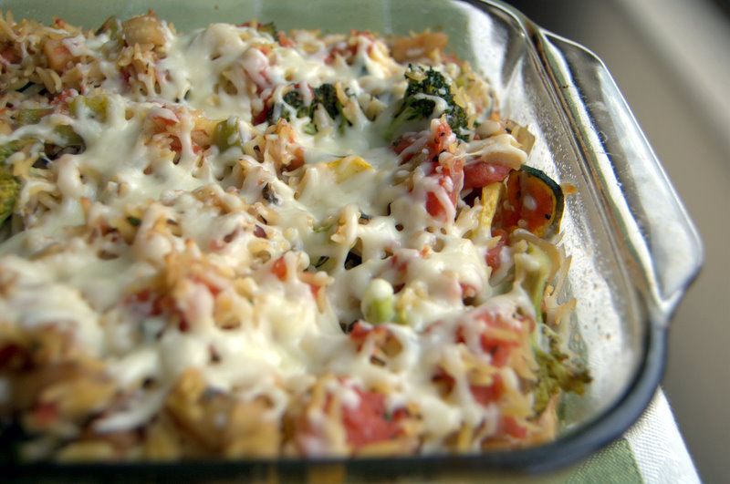 how to cook orzo in the oven