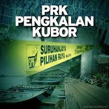 Full Results PRK Pengkalan Kubor Kelantan 2014