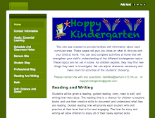 Classroom Webpage