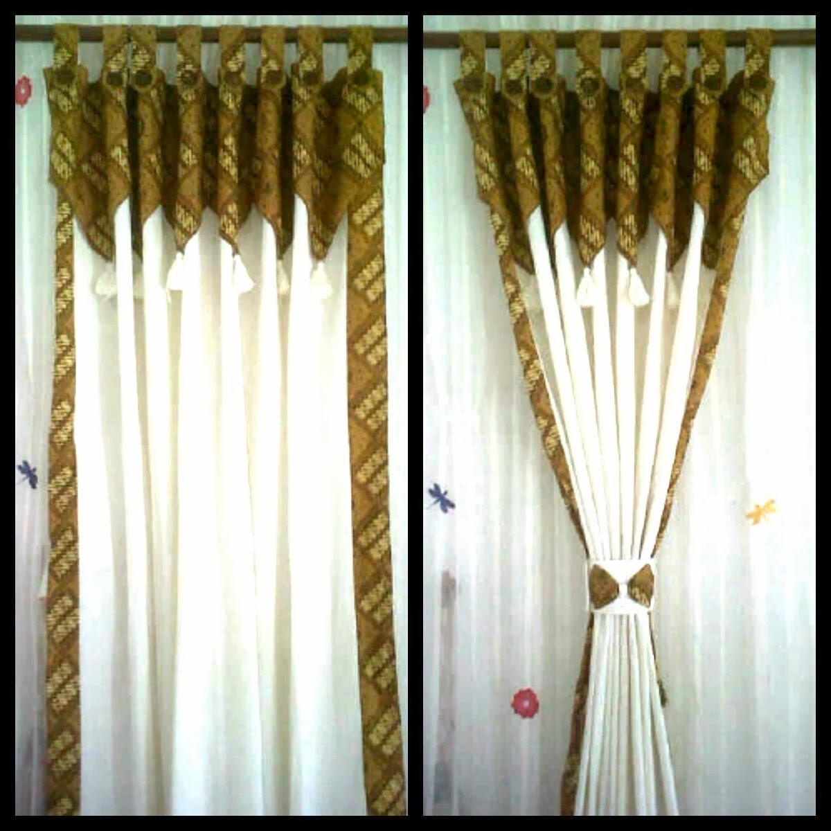 Canthing craft: gorden batik