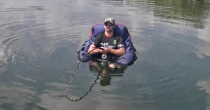 The Urban Sportsman: Man from Ireland Catches Huge Catfish ...