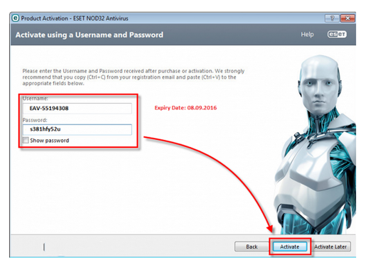 Eset Smart Security 10 License Key 2017 2018 Nod32 Keys