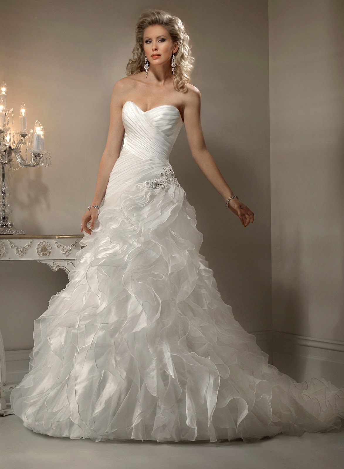 proper deluxe collection ideas comfy organza bridal wedding gown deal