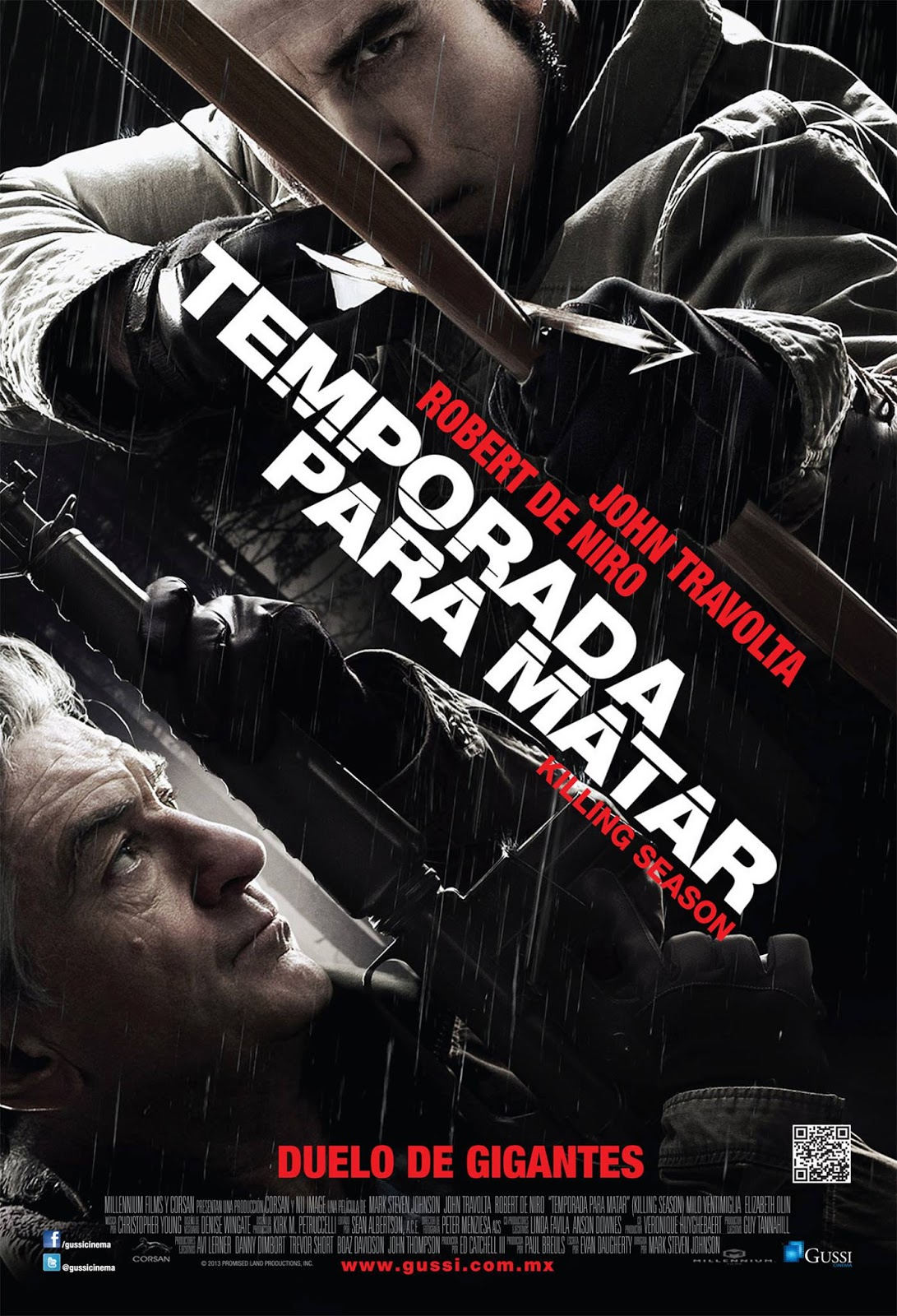 Temporada Para Matar [2013] [Dvdrip] [latino] [ 1 Link]