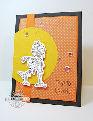 Time to Unwind card-designed by Lori Tecler/Inking Aloud-stamps from The Cat's Pajamas