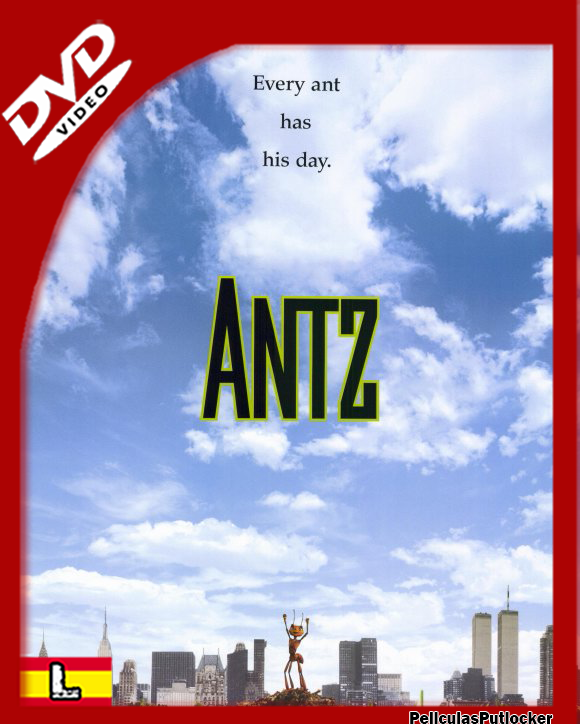 Antz [DVDRip] [Latino] [MG-FD]