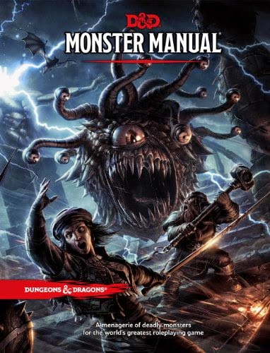 Manual de Monstruos D&D 5º Edición