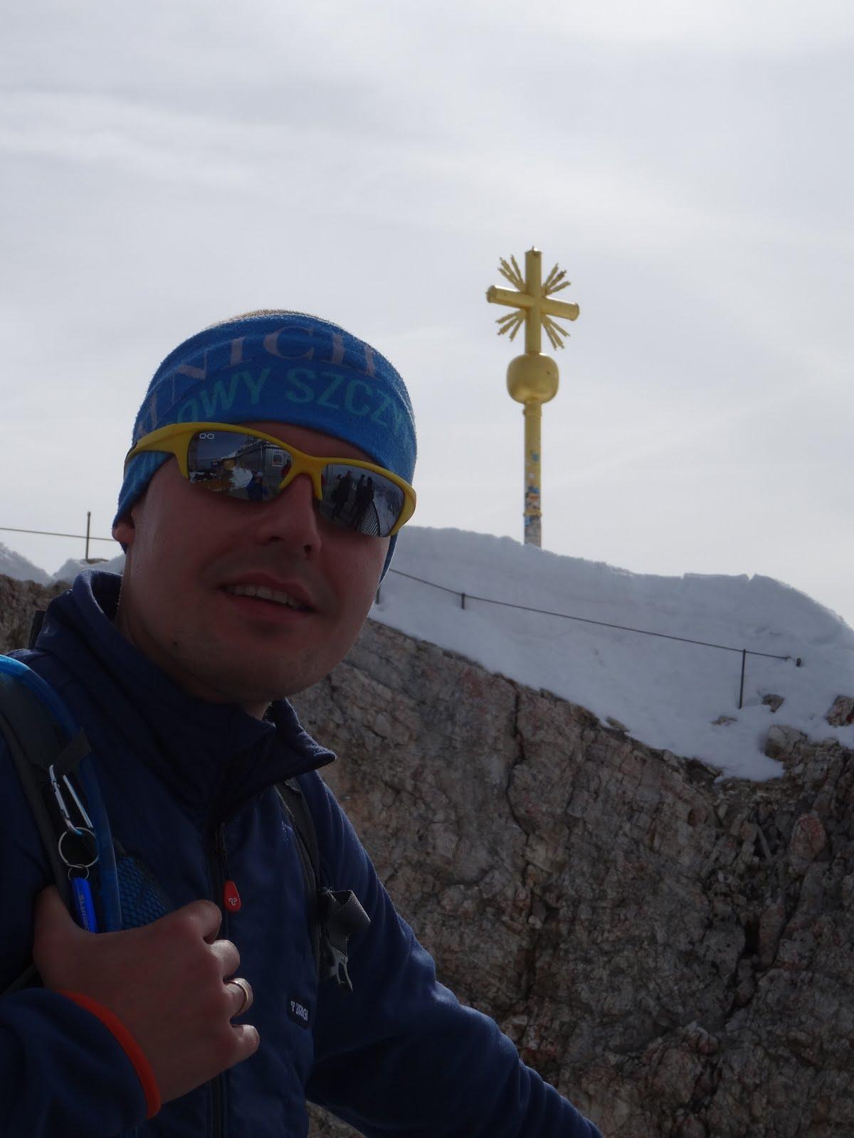 ALPY BAWARSKIE [D] - ZUGSPITZE 2962 m