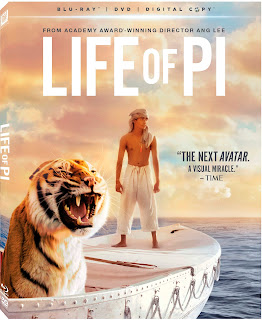 1 heart, 1 family: Life of Pi #Giveaway