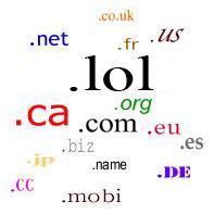 [dot] Lol Domain Lucu dari Google