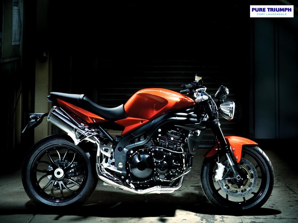 Cool Bikes Triumph Motorcycles