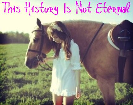 This History Is Not Eternal