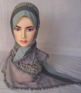 Soal Model Kreasi Jilbab Segi Tiga Artikel Indonesia | Kumpulan ...
