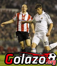Real Madrid vs Athletic de Bilbao en Vivo