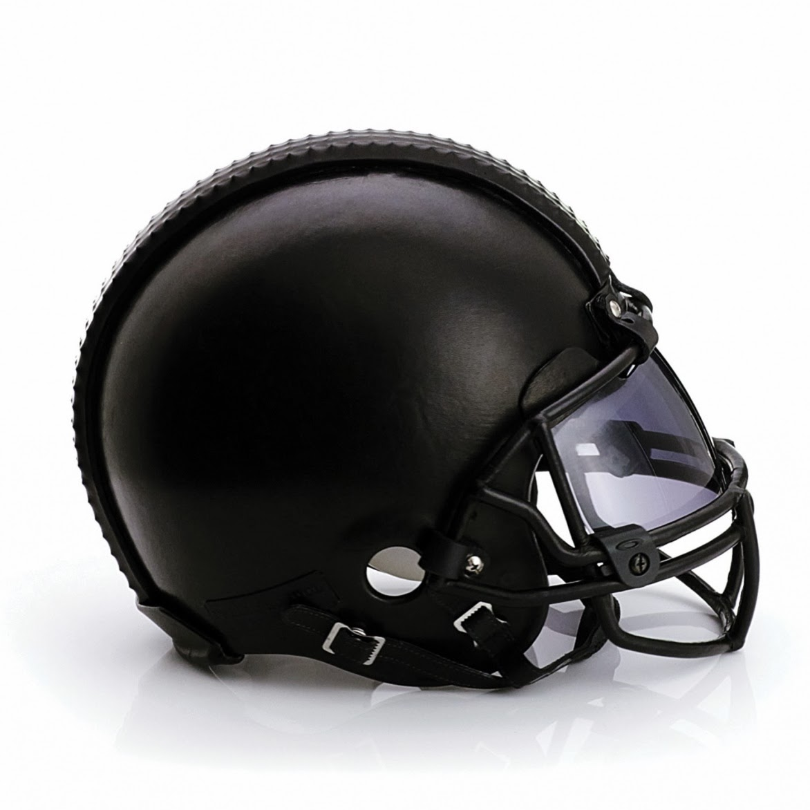 Custom football helmets