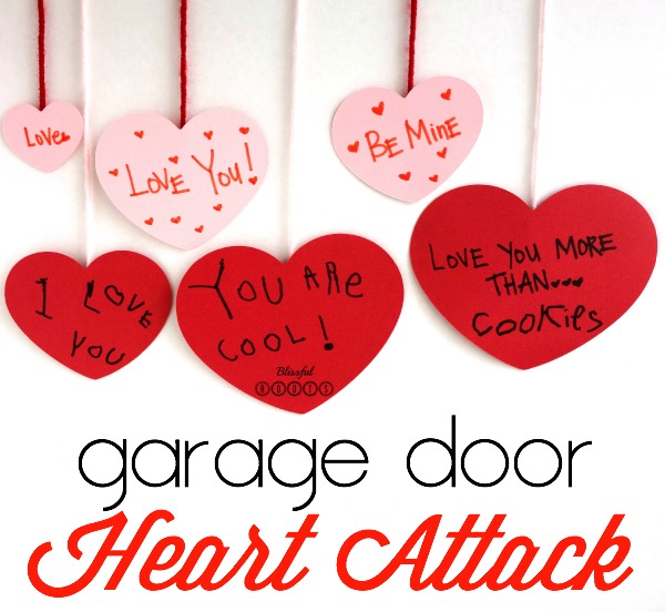 Garage Door Heart Attack @ Blissful Roots
