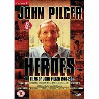 How Bidston Moss got the band name - John Pilger - Heroes
