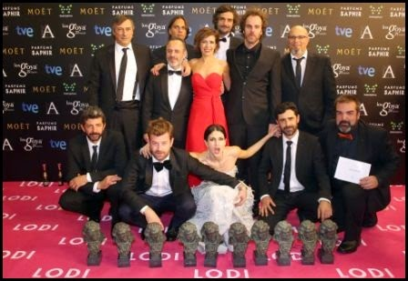 Premios Goya 2015: La isla mínima gana 10 premios