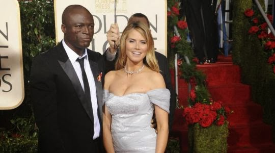 Heidi Klum and Seal back together