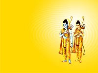 Lord-Of-Ram-Navami Wallpaper