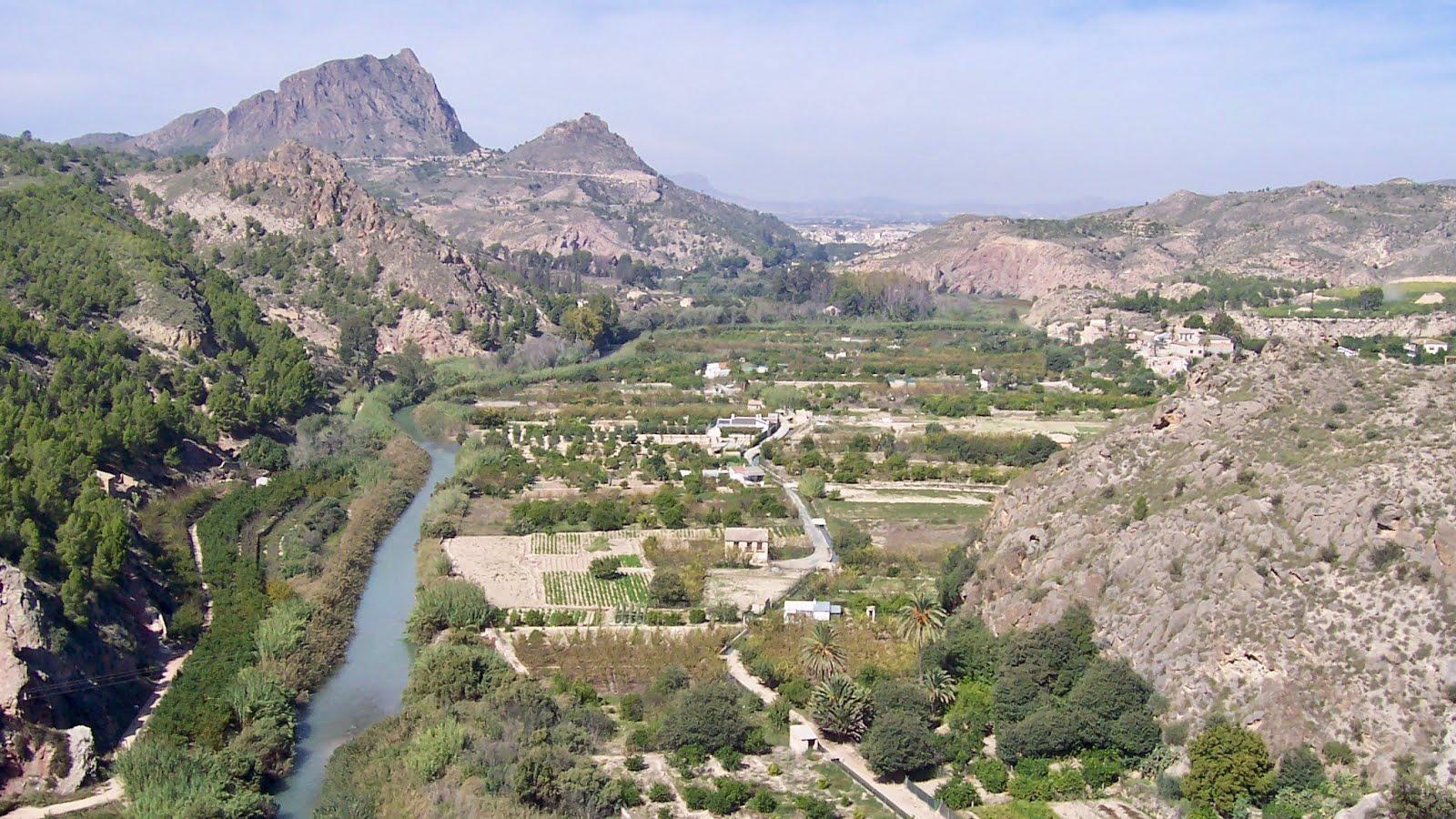 Paisaje cultural del Valle de Ricote