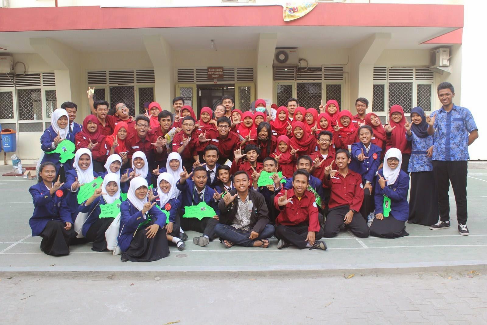Ospek Prodi Pendidikan Geografi 2014