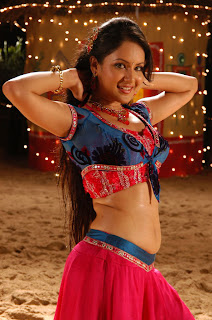 Pooja Bose Spicy ITem song Lovely Choli Ghagra Movie Stills