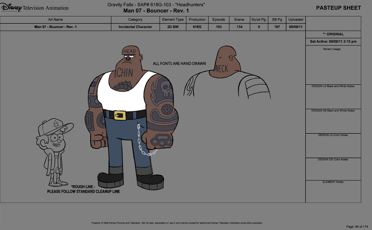 Character Design Questionnaire : Art team go gravity falls character design by artist joe