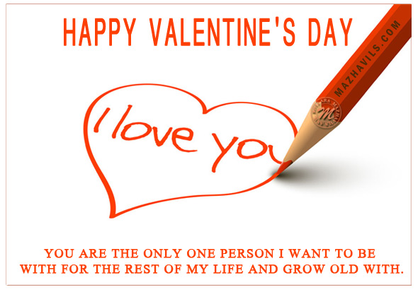 Valentines Day Love Quotes For My Husband : Happy Valentines To My Wife  Quotes Quotesgram