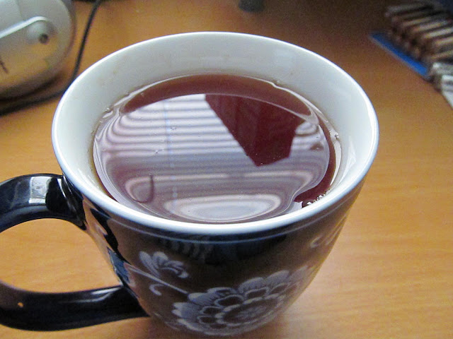 tea, Earl Grey, hot