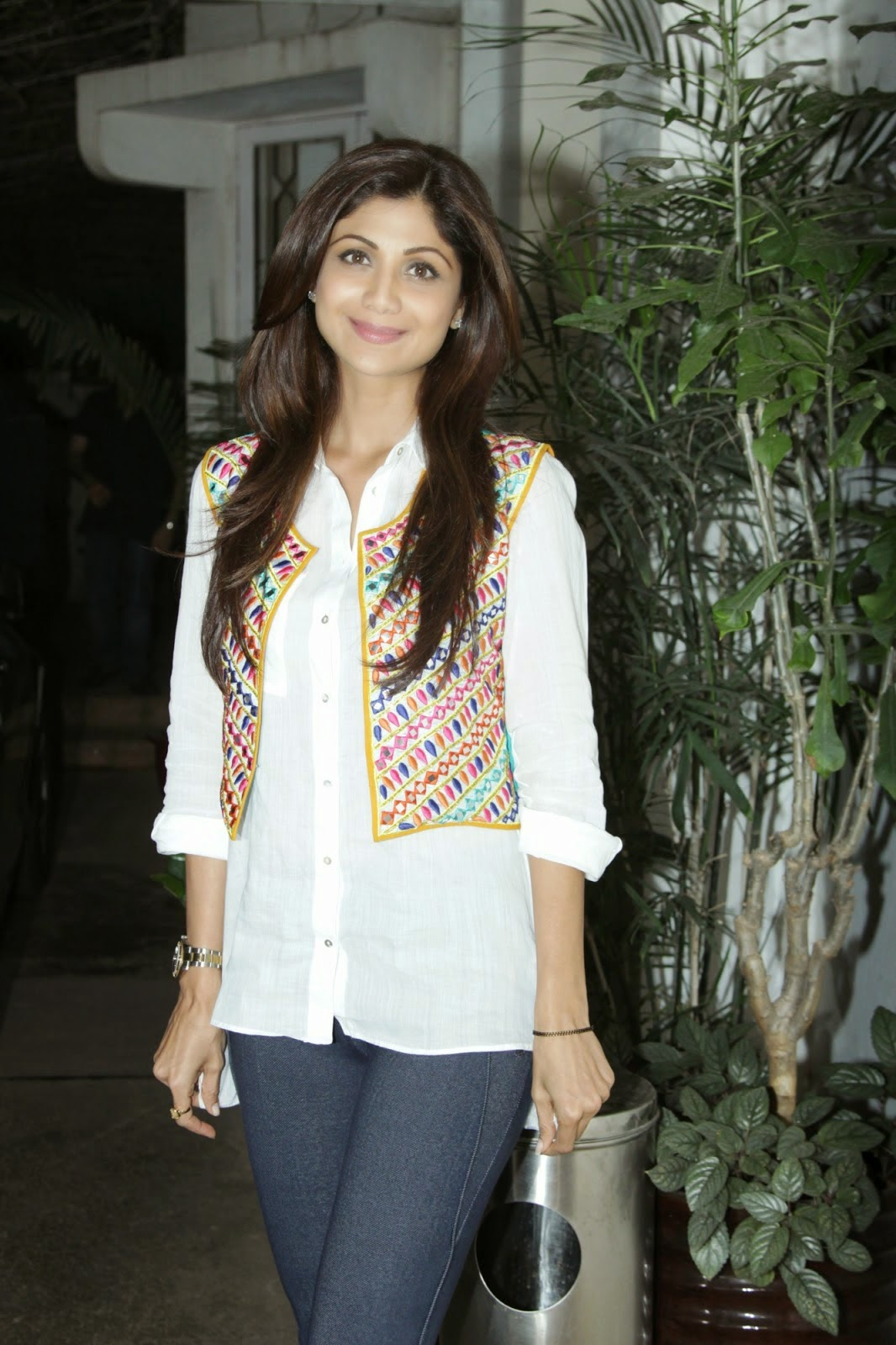 Celebrity Big Brother Winner Shilpa Shetty at 'Chaar Sahibzaade' Special Screening