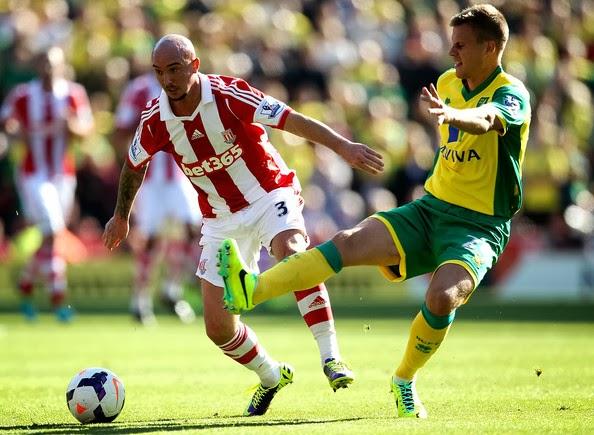 Prediksi Norwich City vs Stoke City 8 Maret 2014