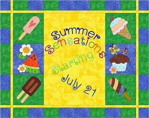 Summer Sensations Blog Hop