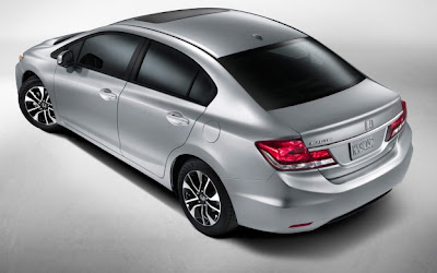 Honda Civic Sedan 2013 - coches y motos 10