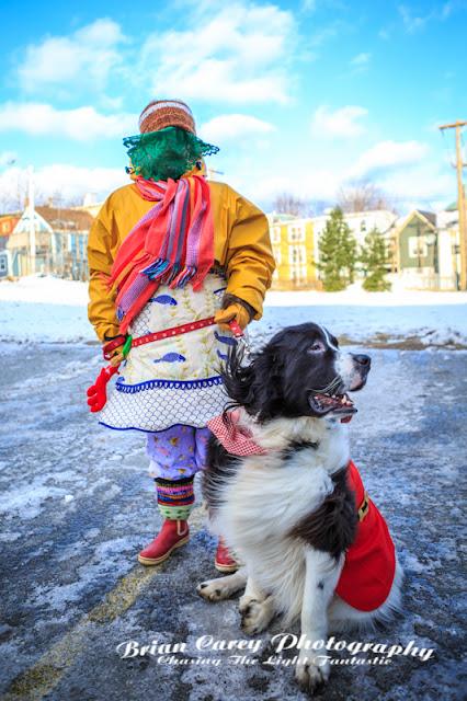 Mummers Parade St John's Newfoundland