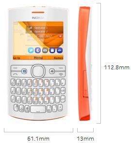 Nokia Asha 205 Ponsel Murah QWERTY Harga Rp 600 Ribuan