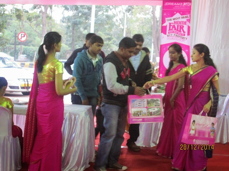 Dreamz Infra Dec Home Fair - 13