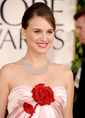 Natalie Portman at the 2011 Oscars